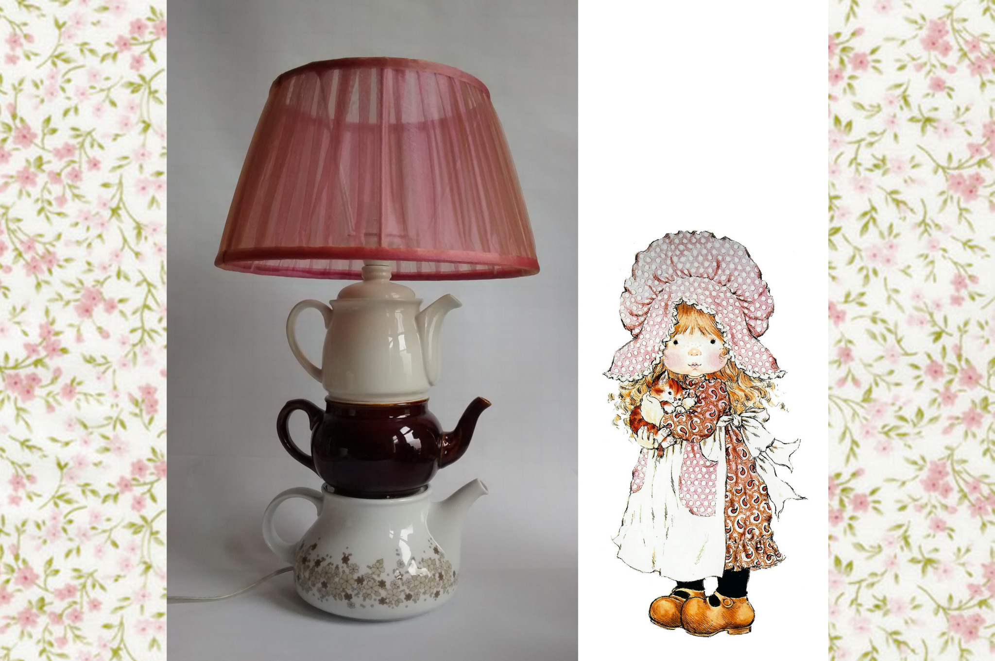 Holly Hobbie look
